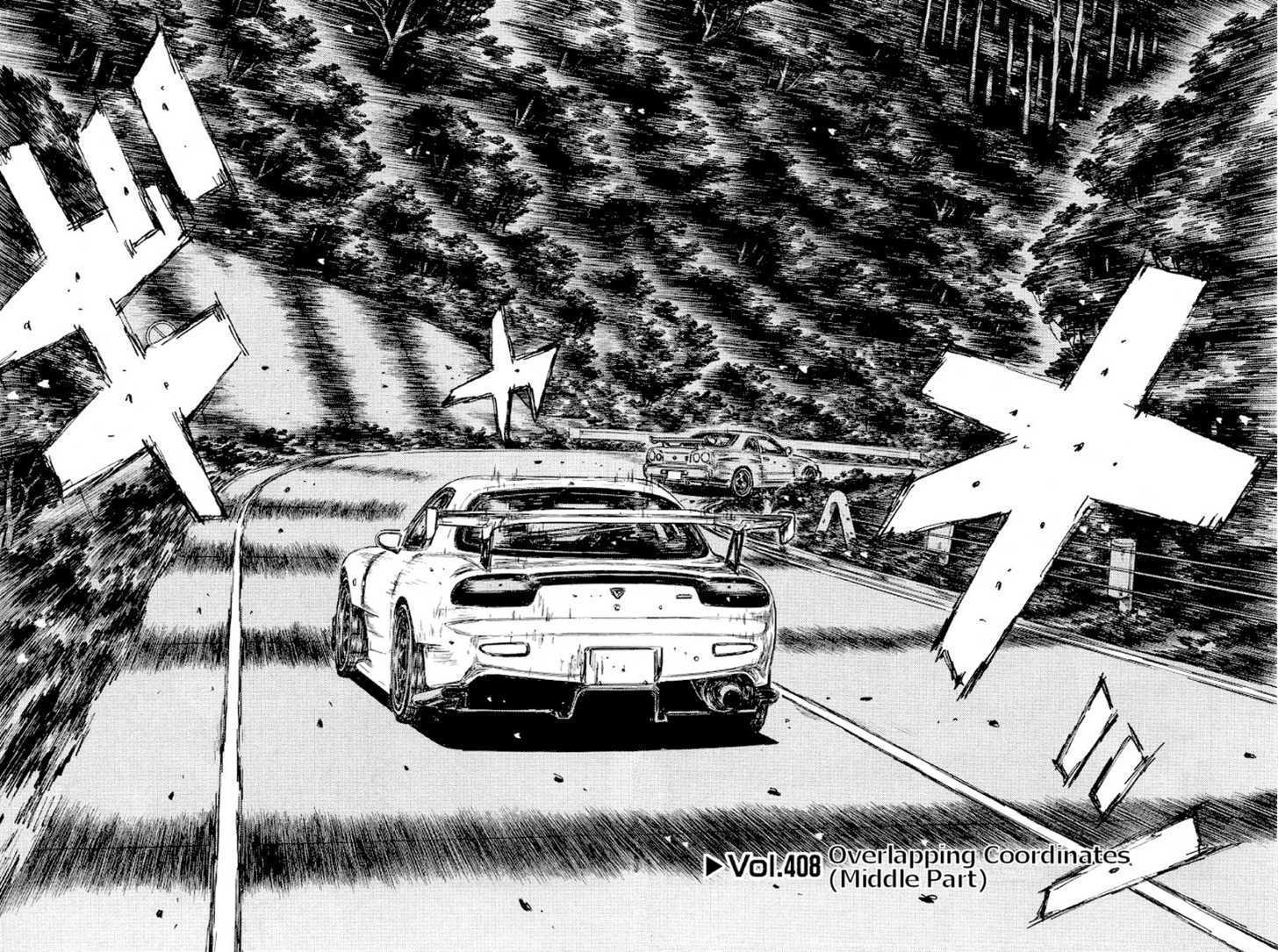 Initial D 408 Page 2