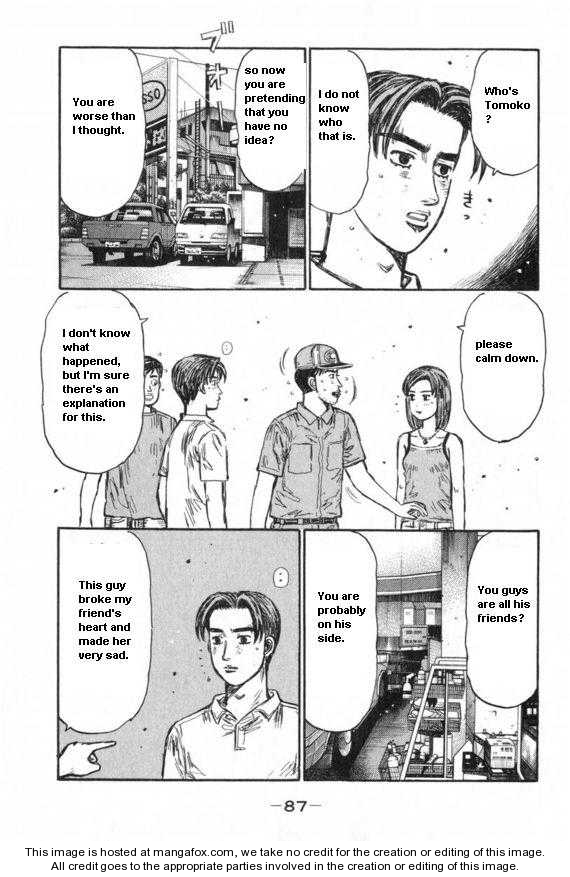 Initial D 429 Page 2