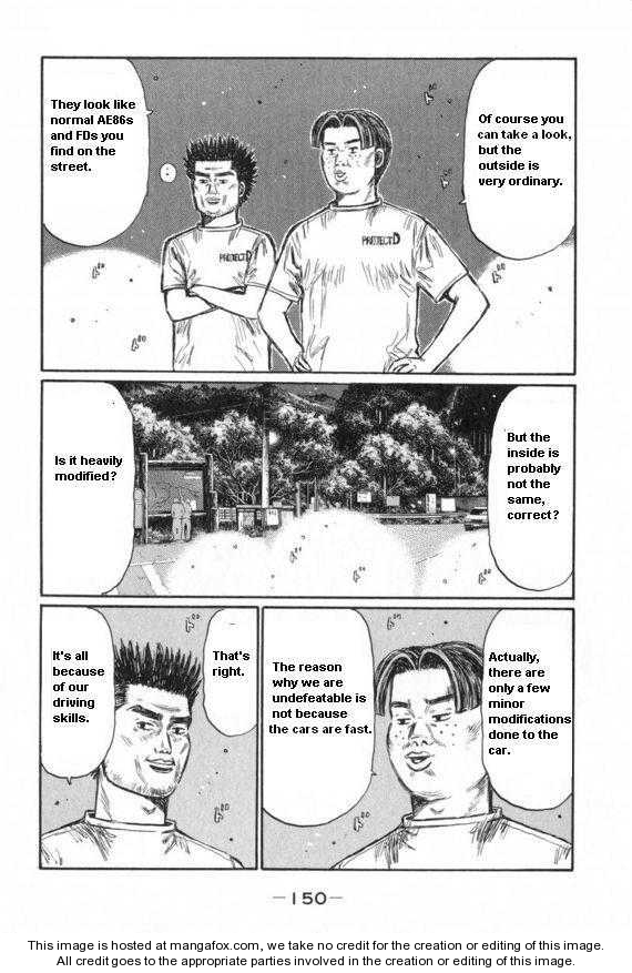Initial D 435 Page 1