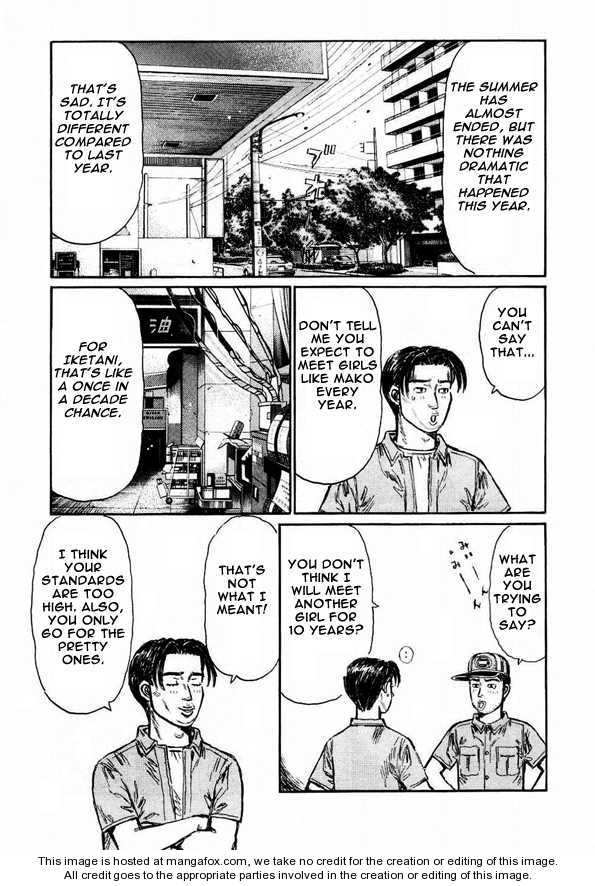 Initial D 445 Page 2