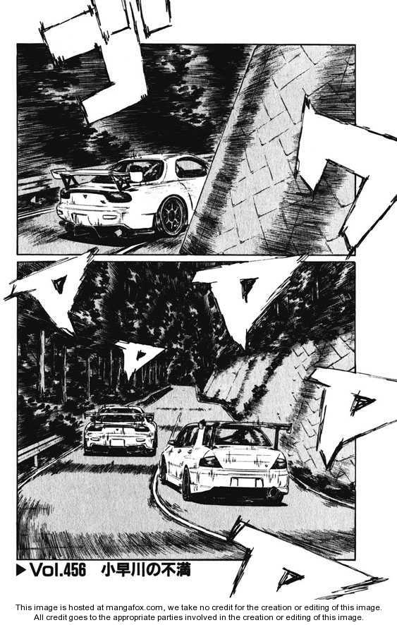 Initial D 456 Page 1