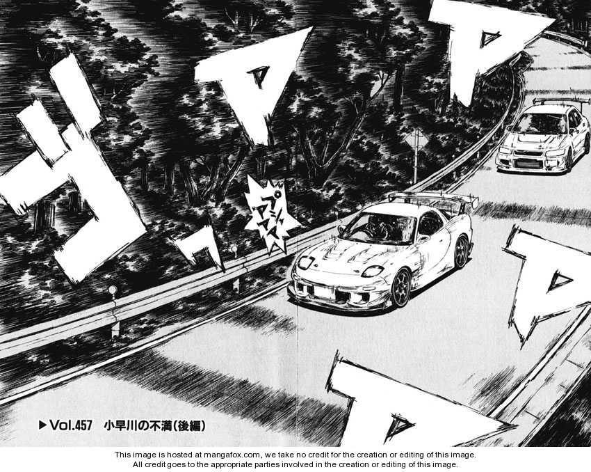 Initial D 457 Page 2