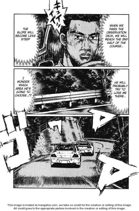 Initial D 458 Page 2