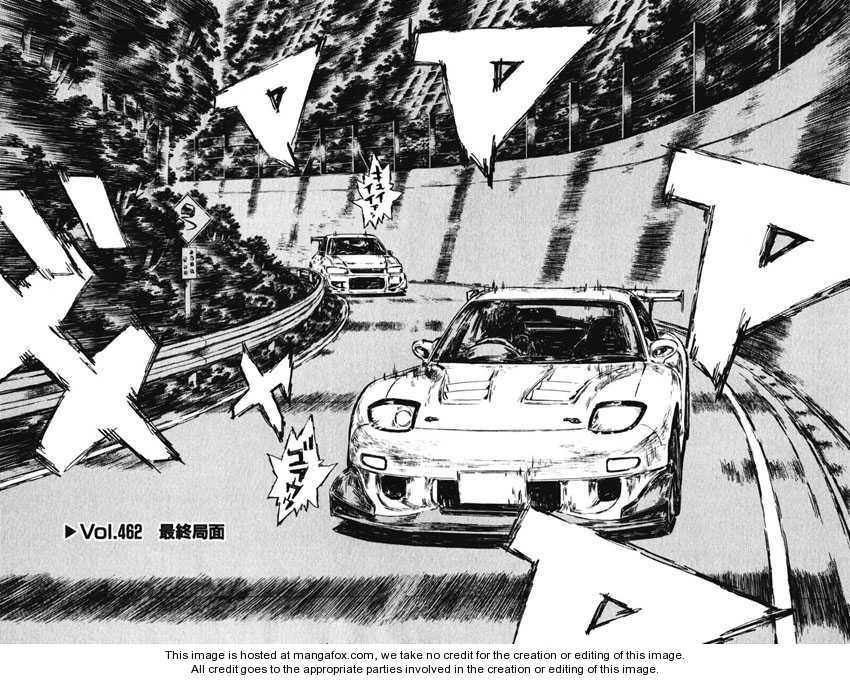 Initial D 462 Page 2