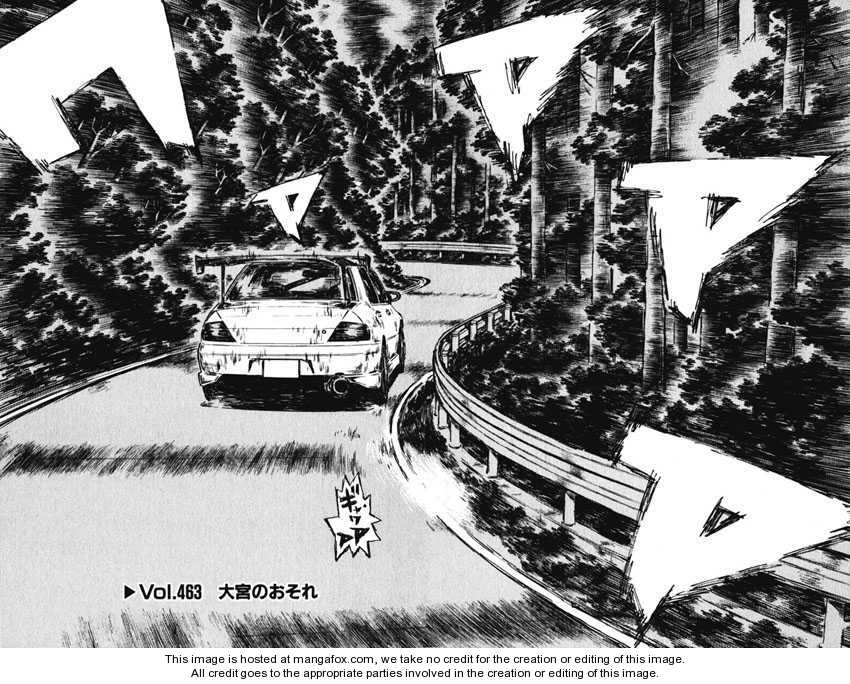 Initial D 463 Page 2