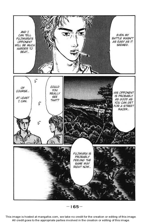 Initial D 470 Page 1