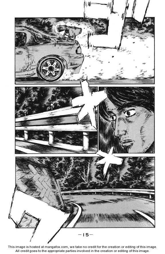 Initial D 473 Page 1