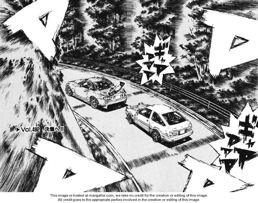 Initial D 482 Page 2