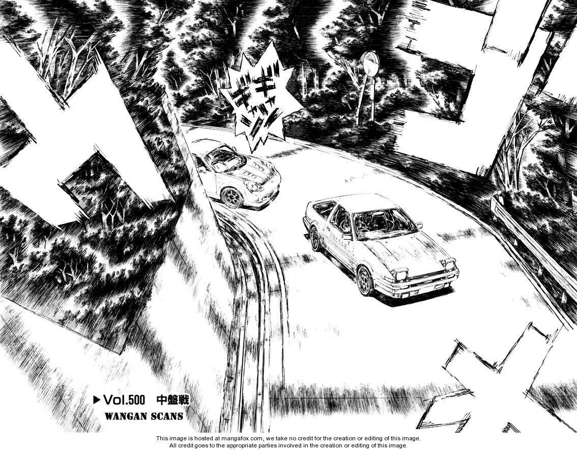 Initial D 500 Page 2