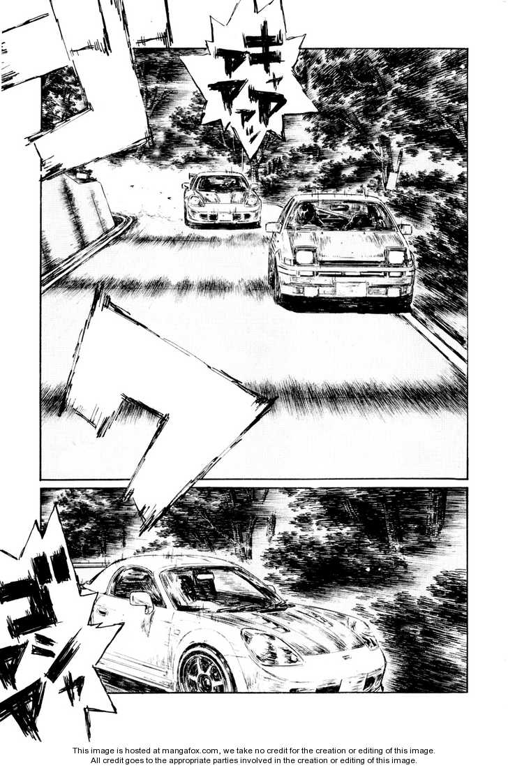 Initial D 507 Page 1