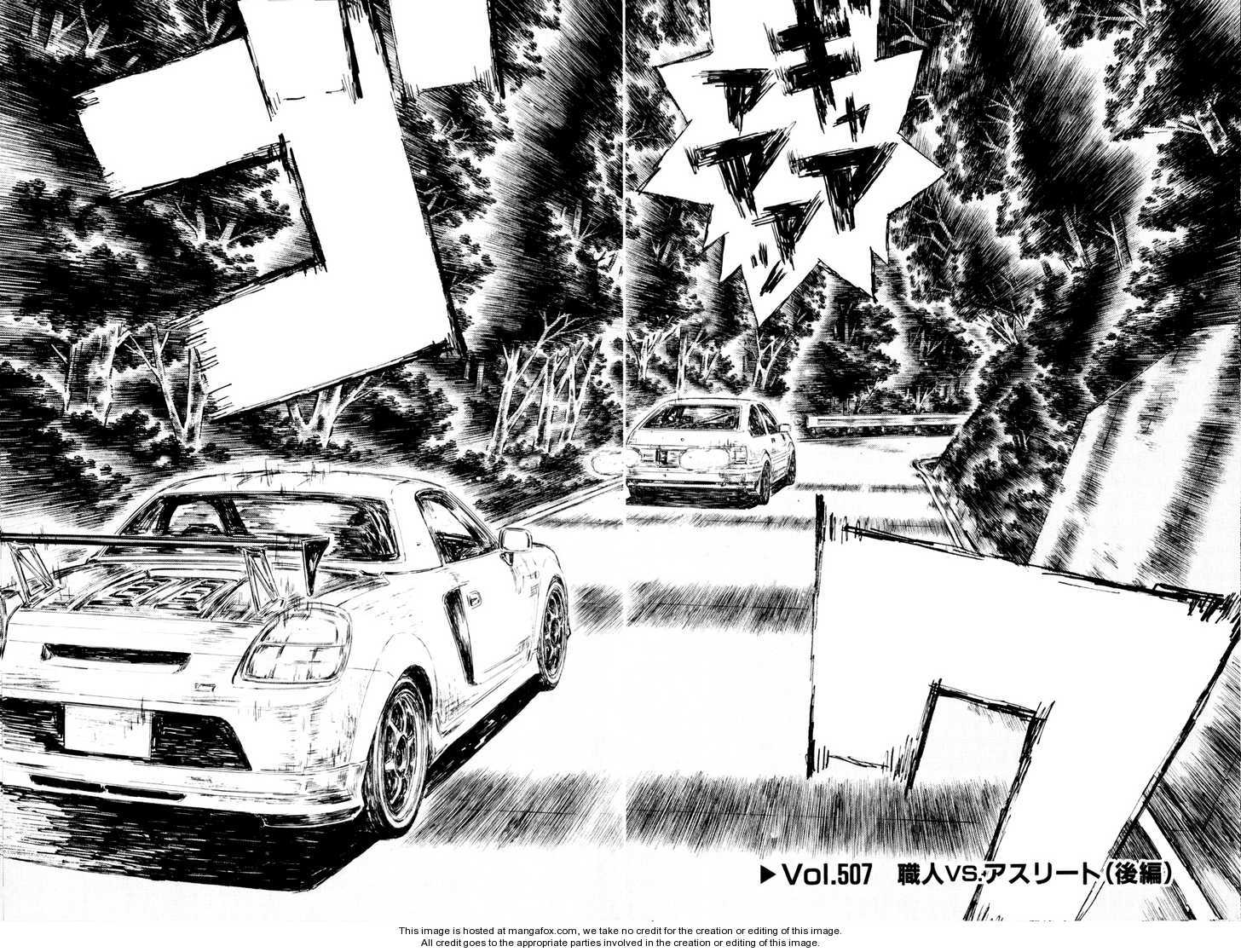 Initial D 507 Page 2