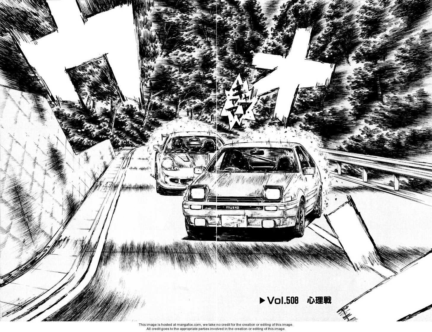 Initial D 508 Page 2
