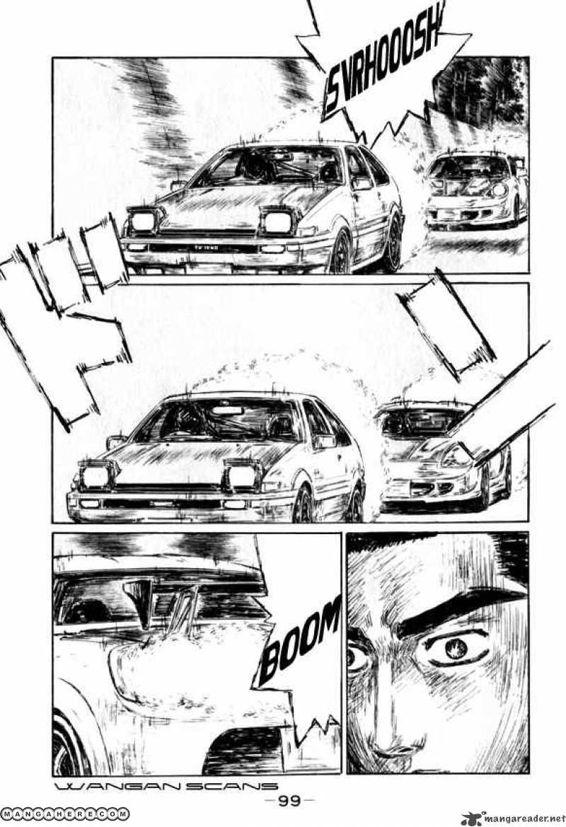 Initial D 511 Page 1