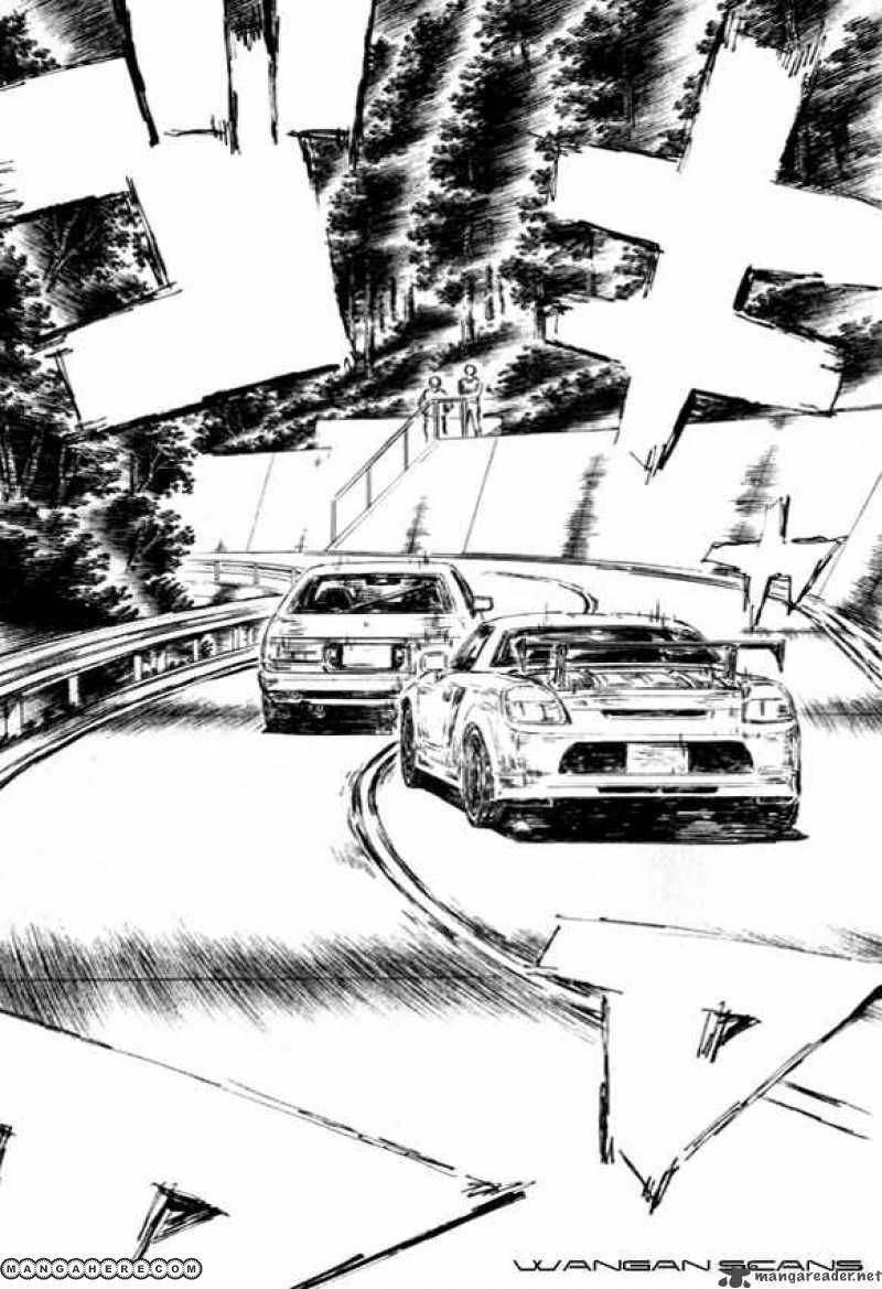Initial D 512 Page 1