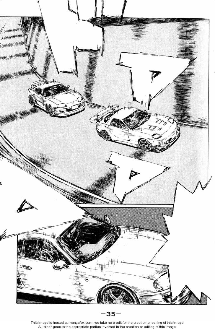Initial D 522 Page 3