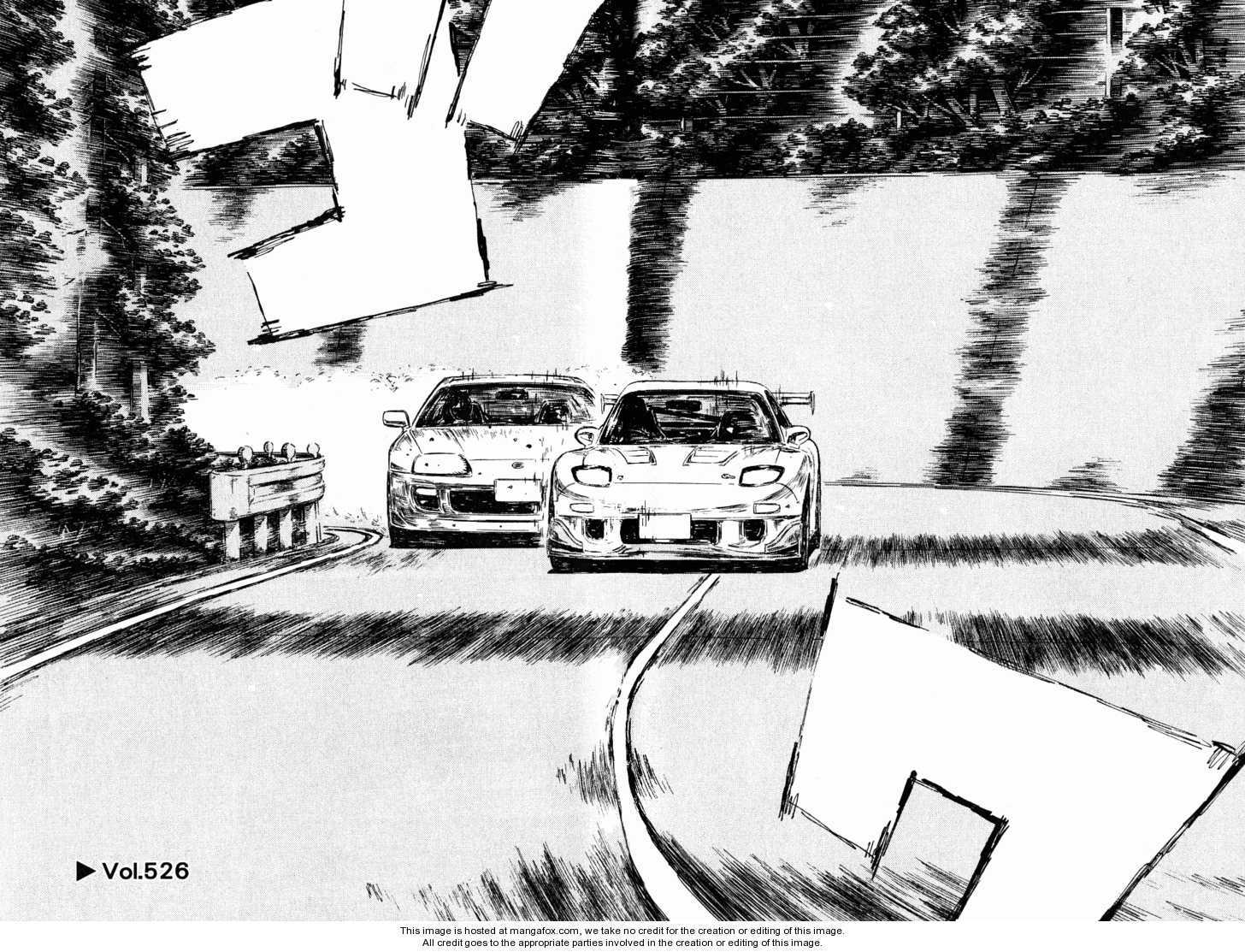 Initial D 526 Page 1