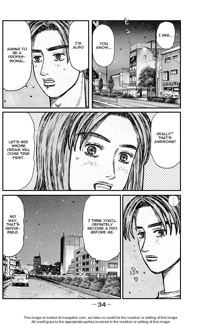 Initial D 541 Page 4