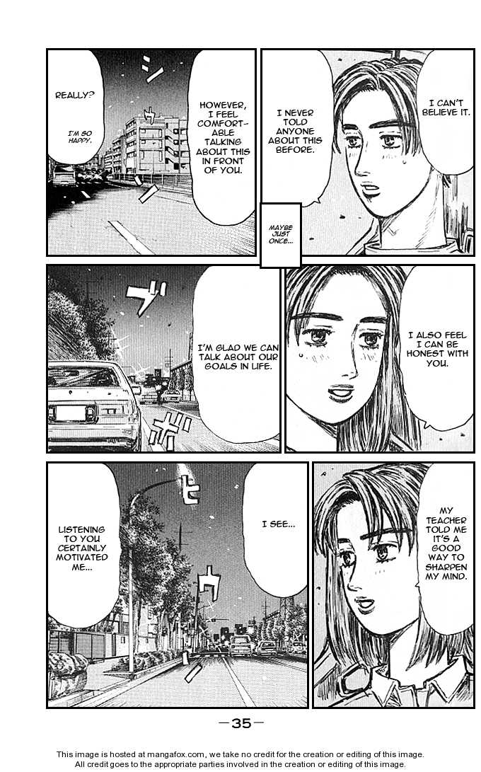 Initial D 541 Page 5