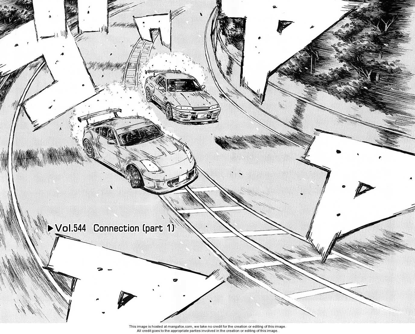 Initial D 544 Page 2