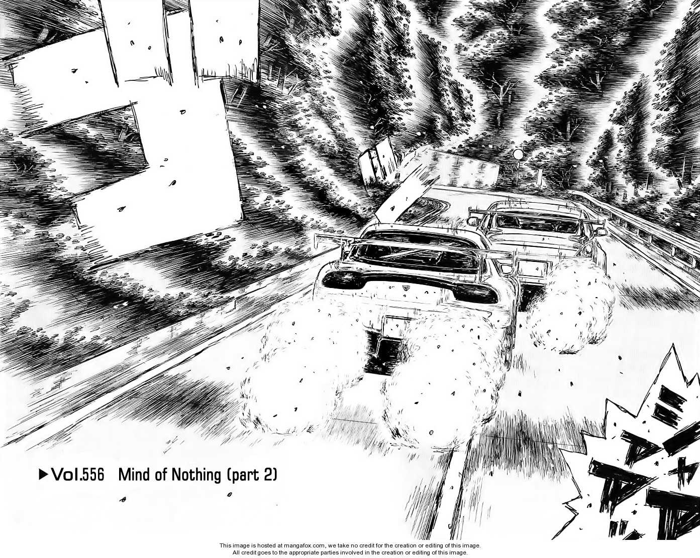 Initial D 556 Page 1
