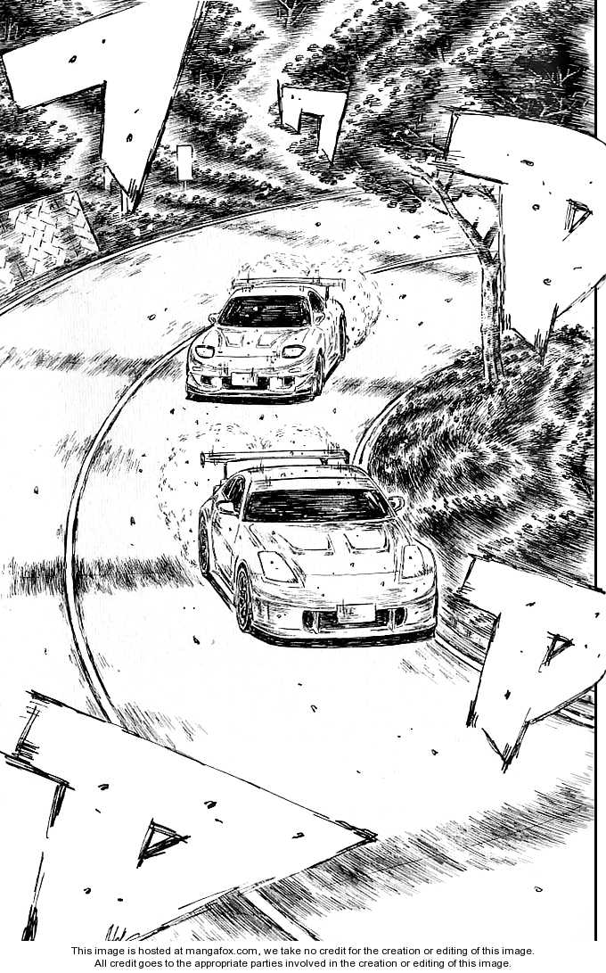 Initial D 556 Page 3