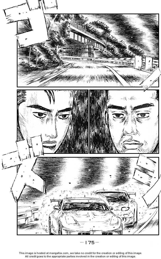 Initial D 557 Page 1