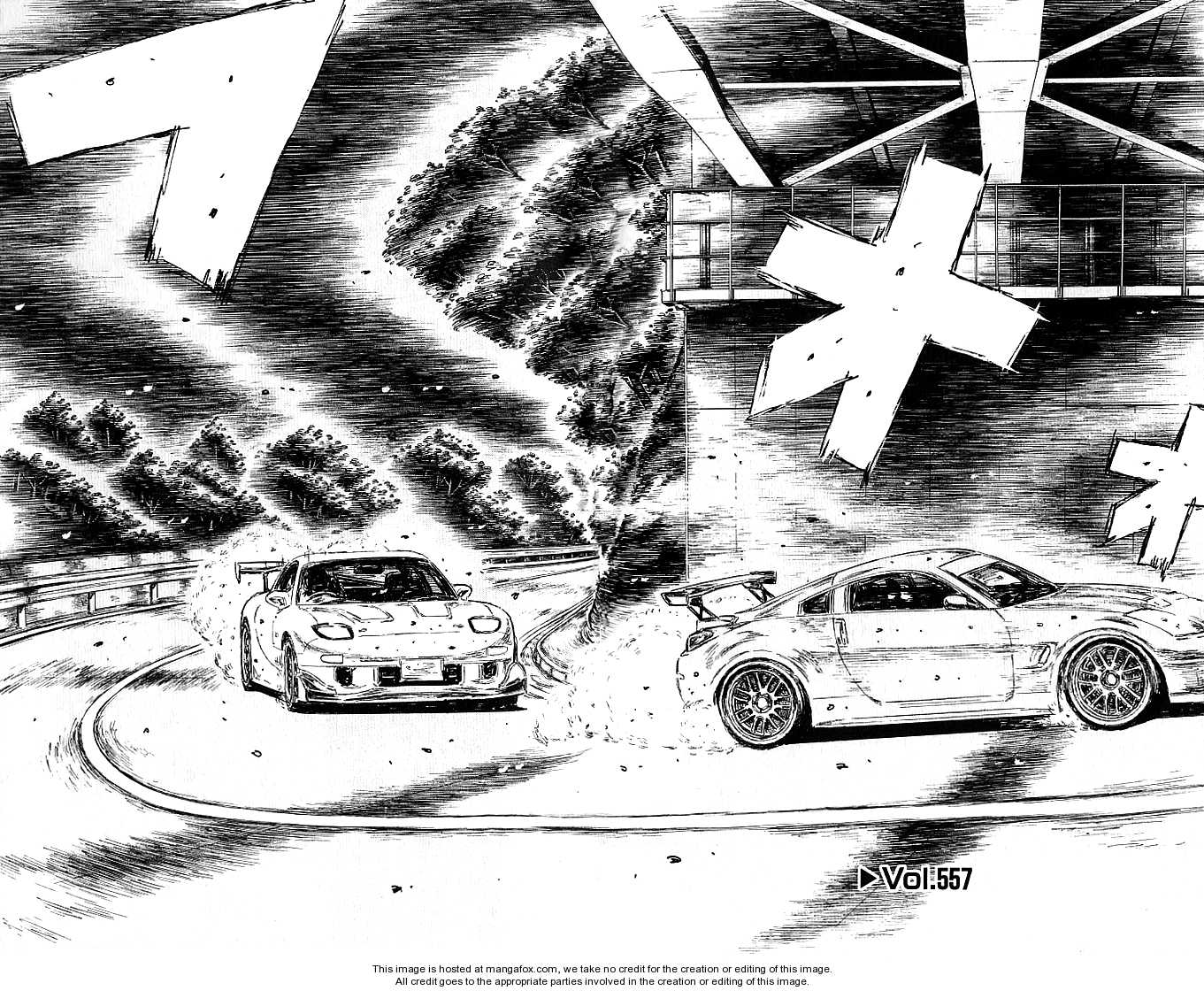 Initial D 557 Page 2