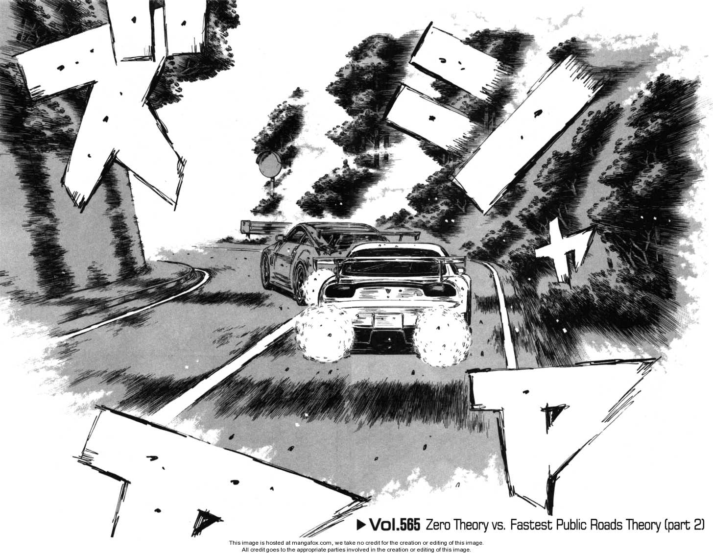 Initial D 565 Page 2