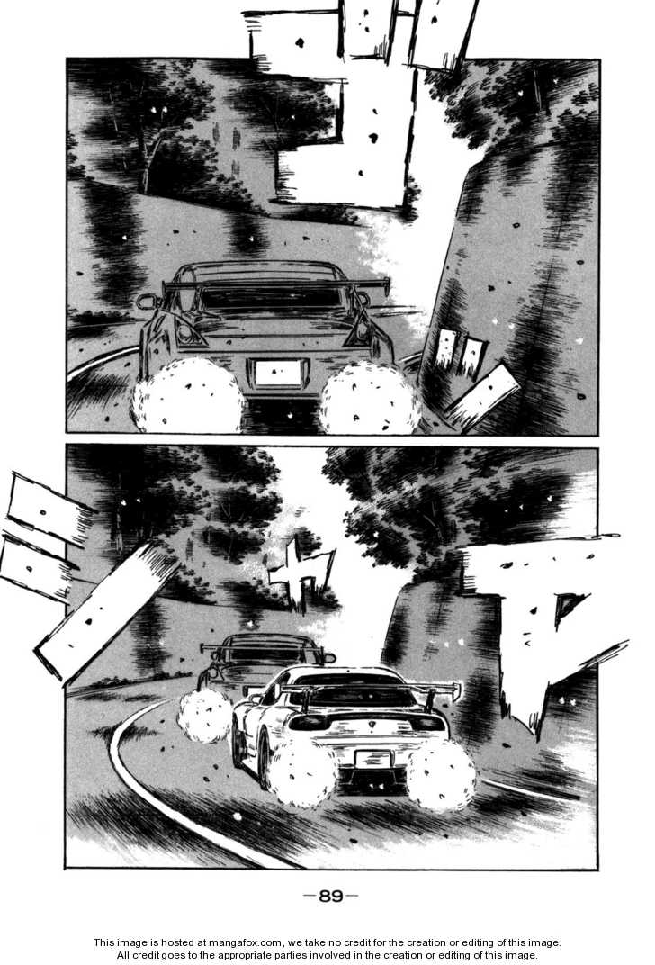 Initial D 566 Page 1