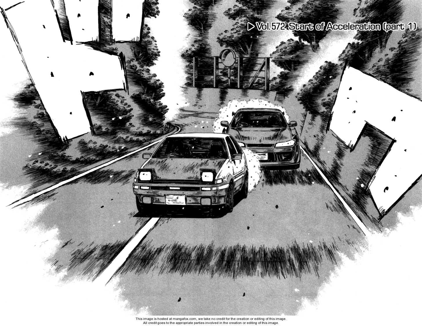 Initial D 572 Page 2