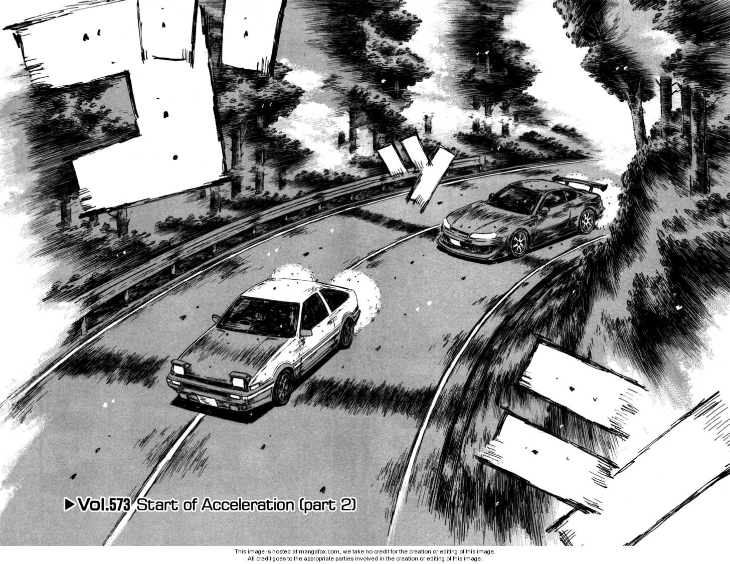Initial D 573 Page 2