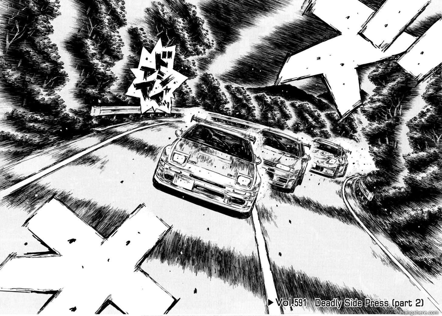 Initial D 591 Page 1