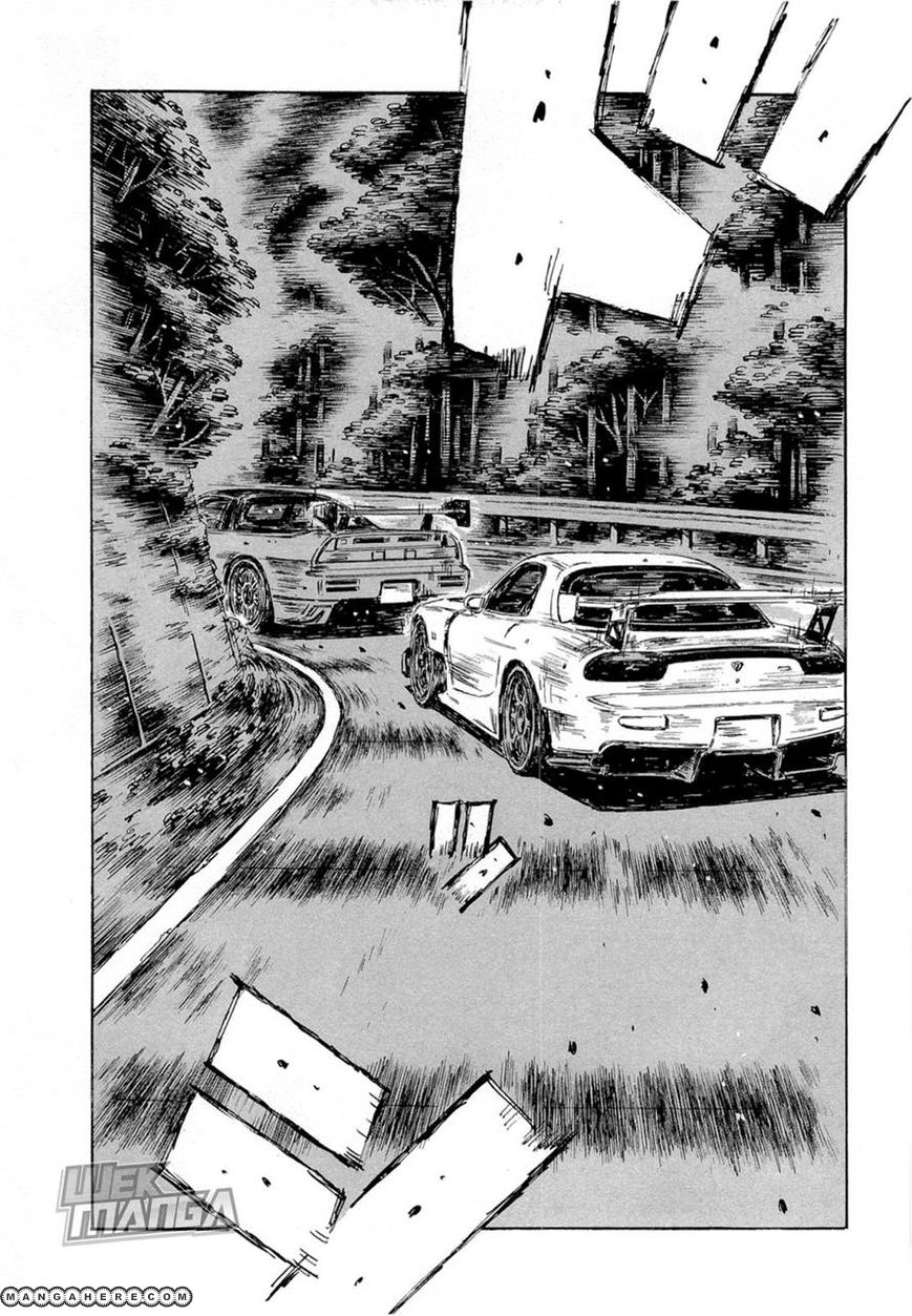 Initial D 628 Page 5