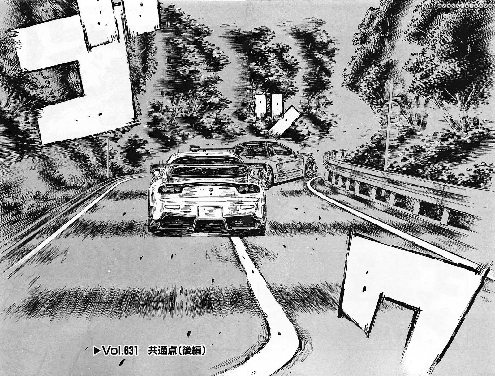 Initial D 631 Page 2