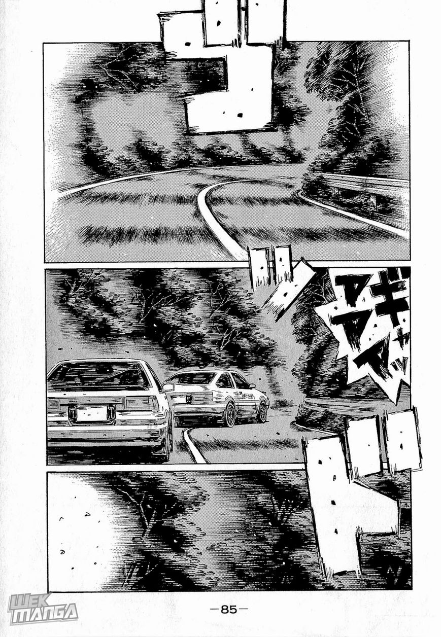 Initial D 678 Page 2