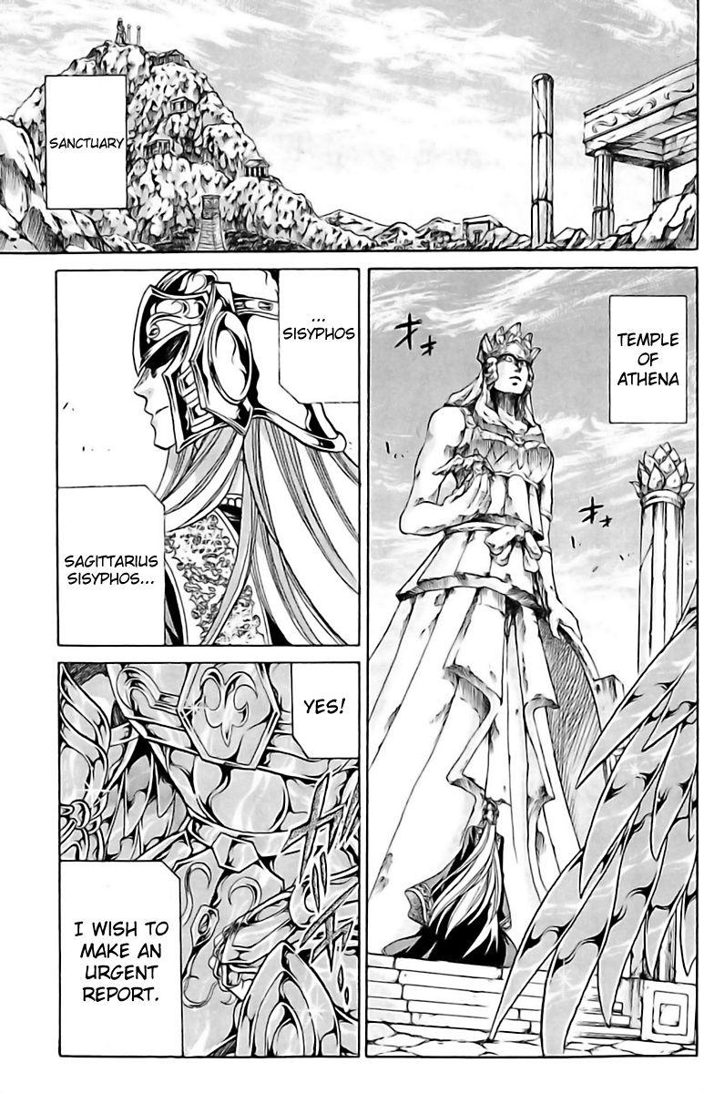 Saint Seiya - The Lost Canvas - Meiou Shinwa Gaiden 11 Page 1