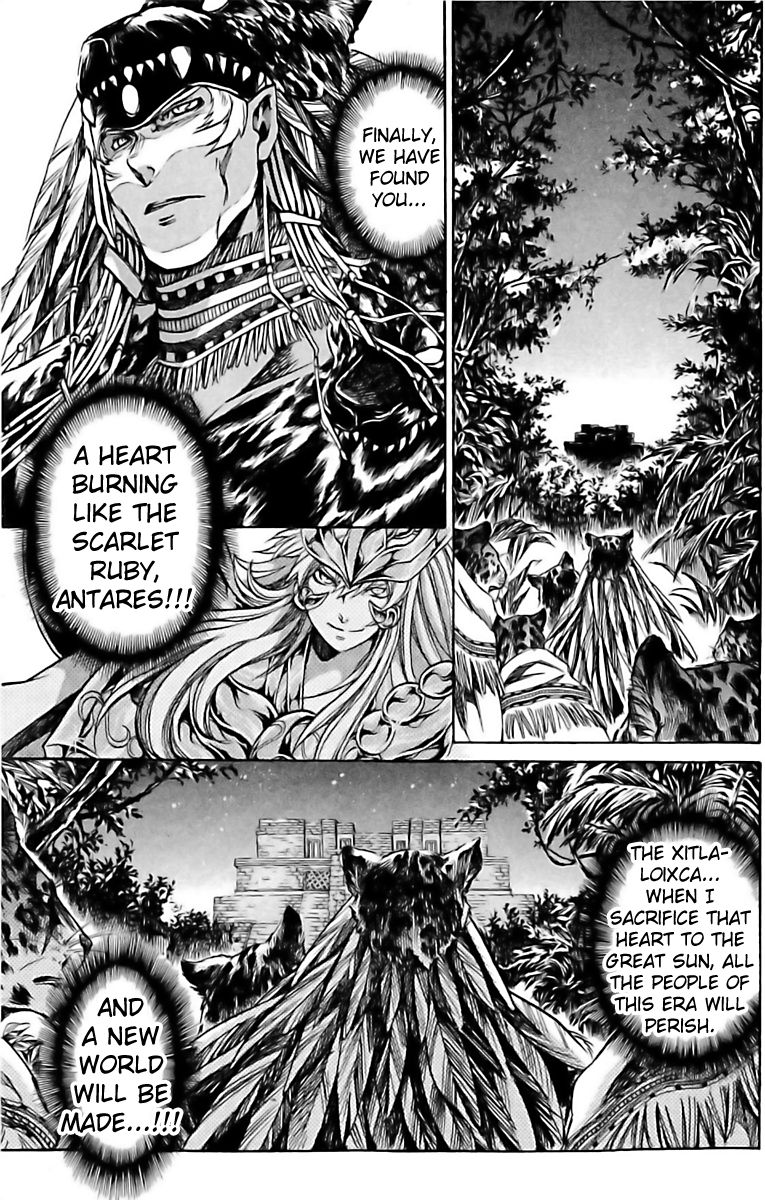 Saint Seiya - The Lost Canvas - Meiou Shinwa Gaiden 13 Page 1