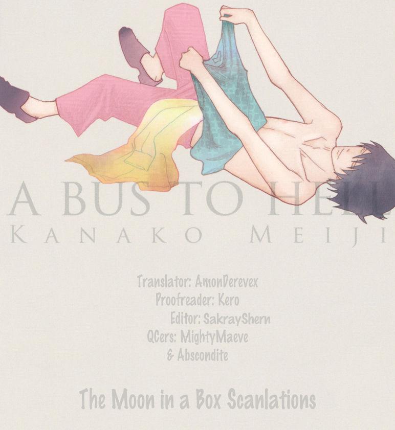 Jigoku Yuki Bus 6 Page 1
