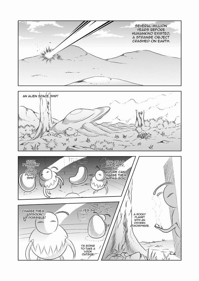 Traces of the Past 3 Page 2