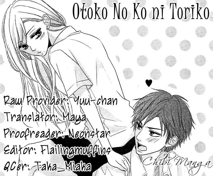 Otoko no Ko ni Toriko 1 Page 1