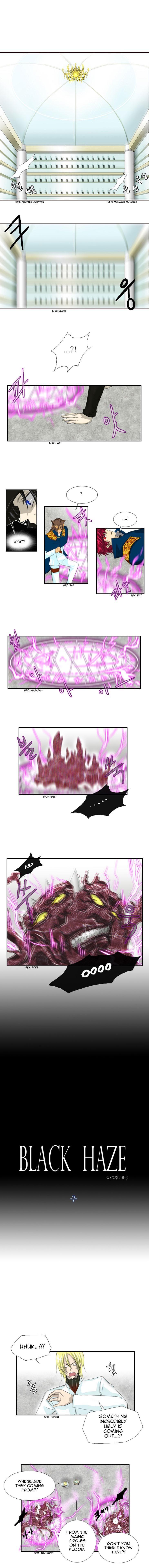 Black Haze 7 Page 1
