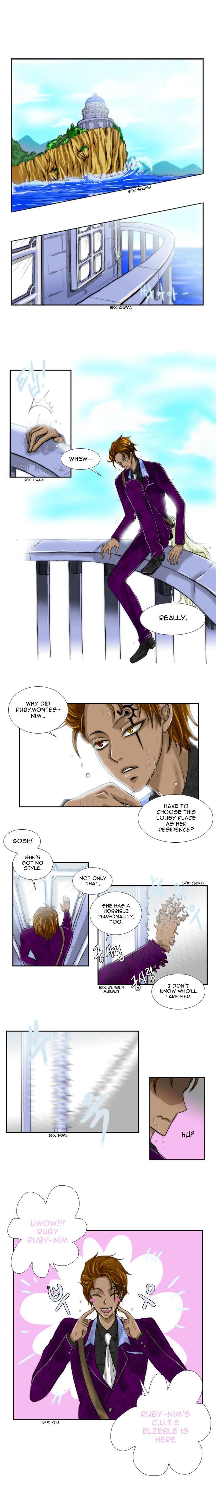 Black Haze 12 Page 1