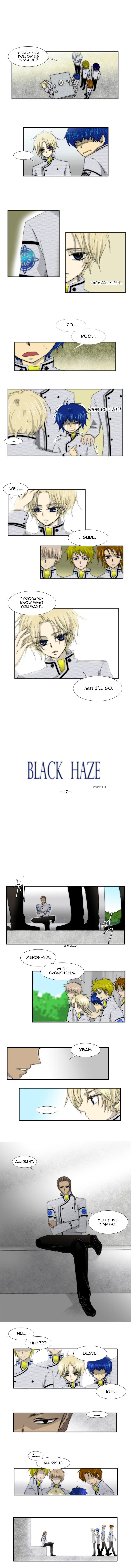 Black Haze 17 Page 1