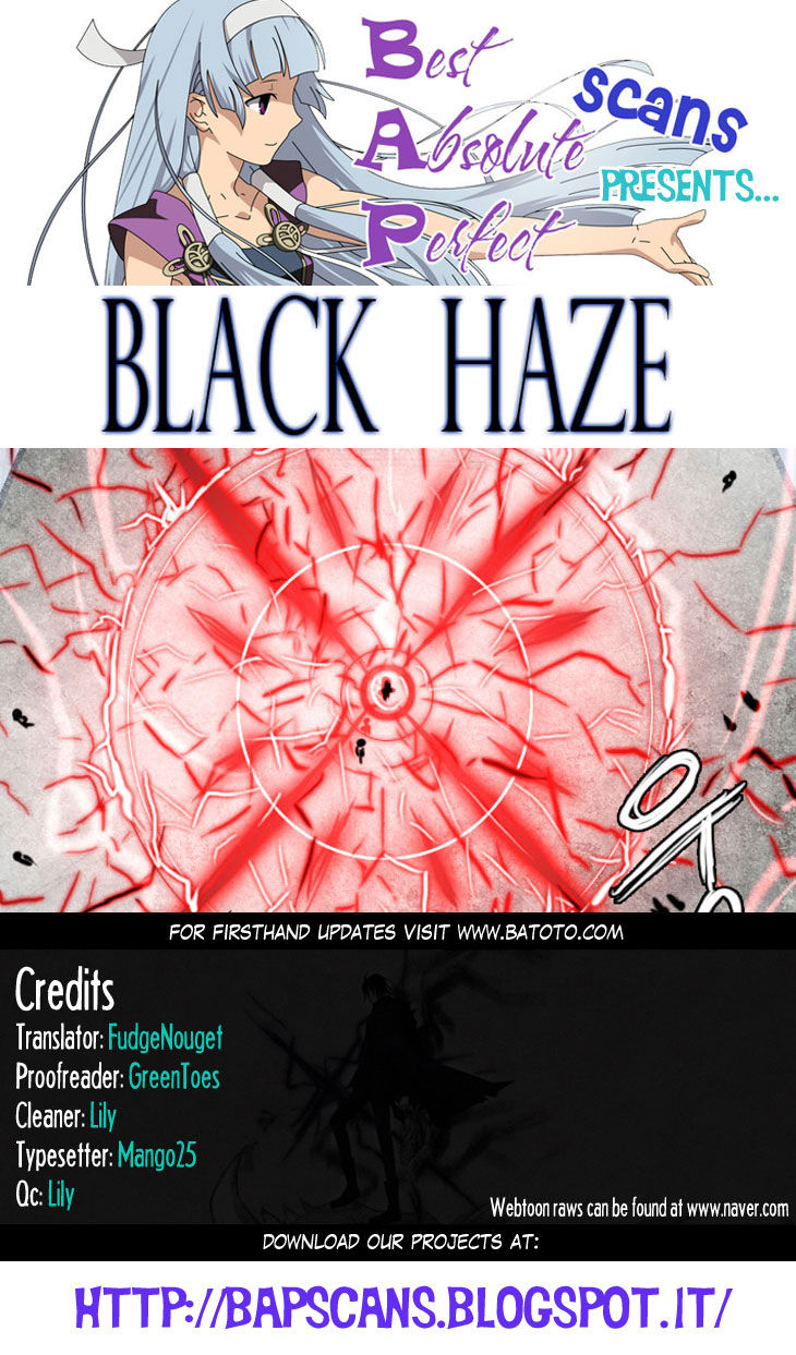 Black Haze 30 Page 1