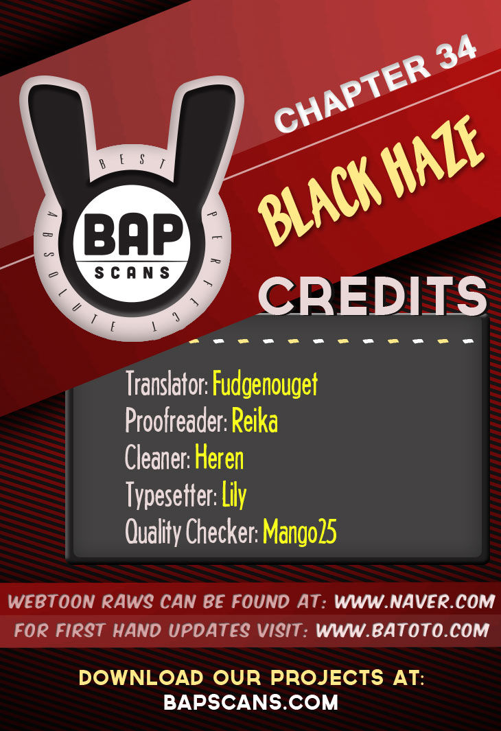 Black Haze 34 Page 1