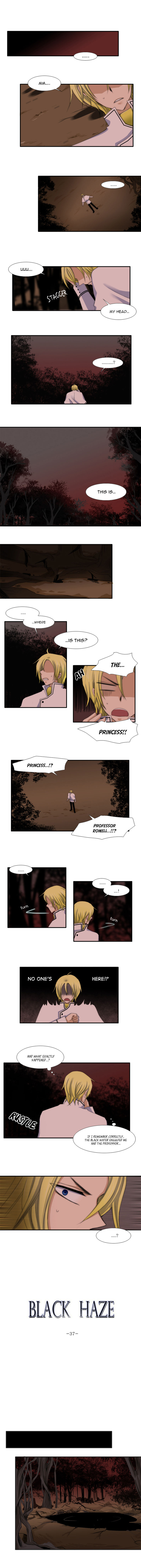 Black Haze 37 Page 2