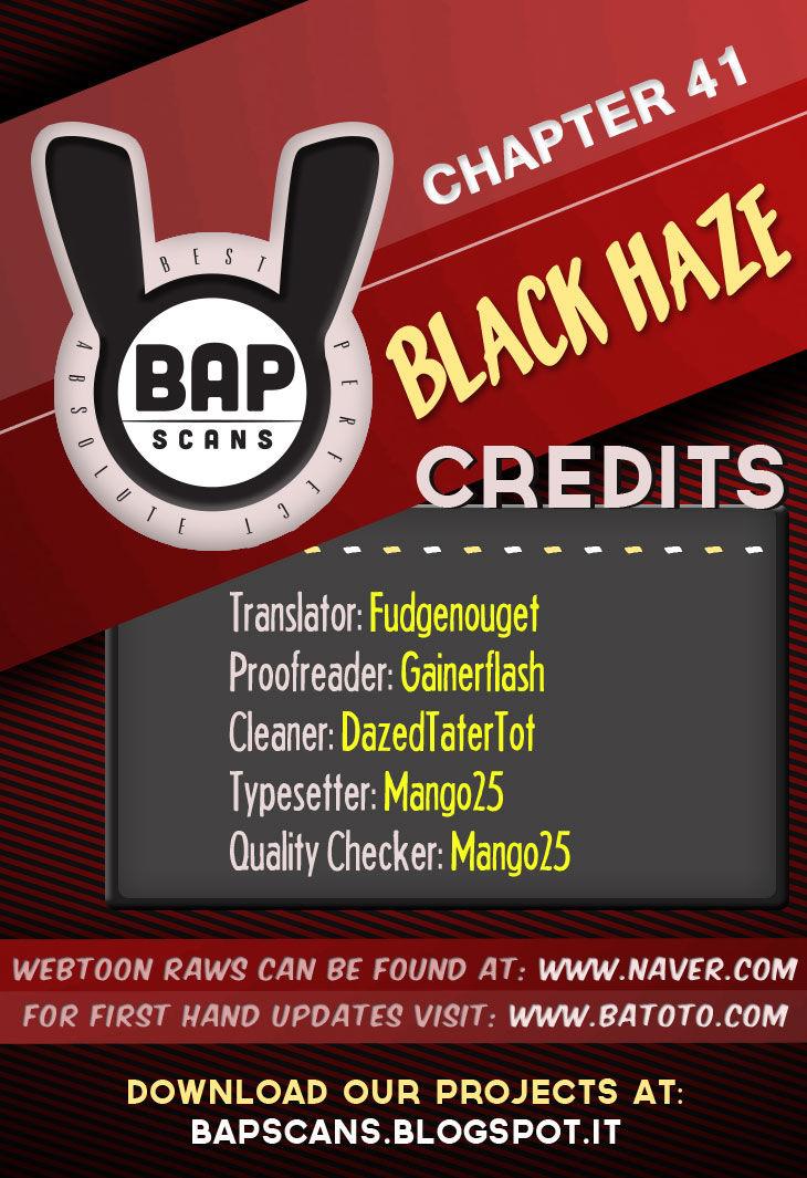 Black Haze 41 Page 1