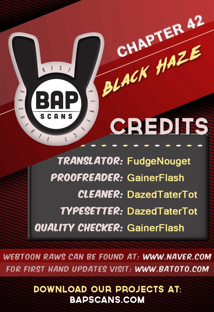 Black Haze 42 Page 1