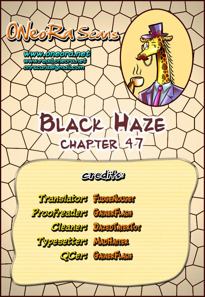 Black Haze 47 Page 1