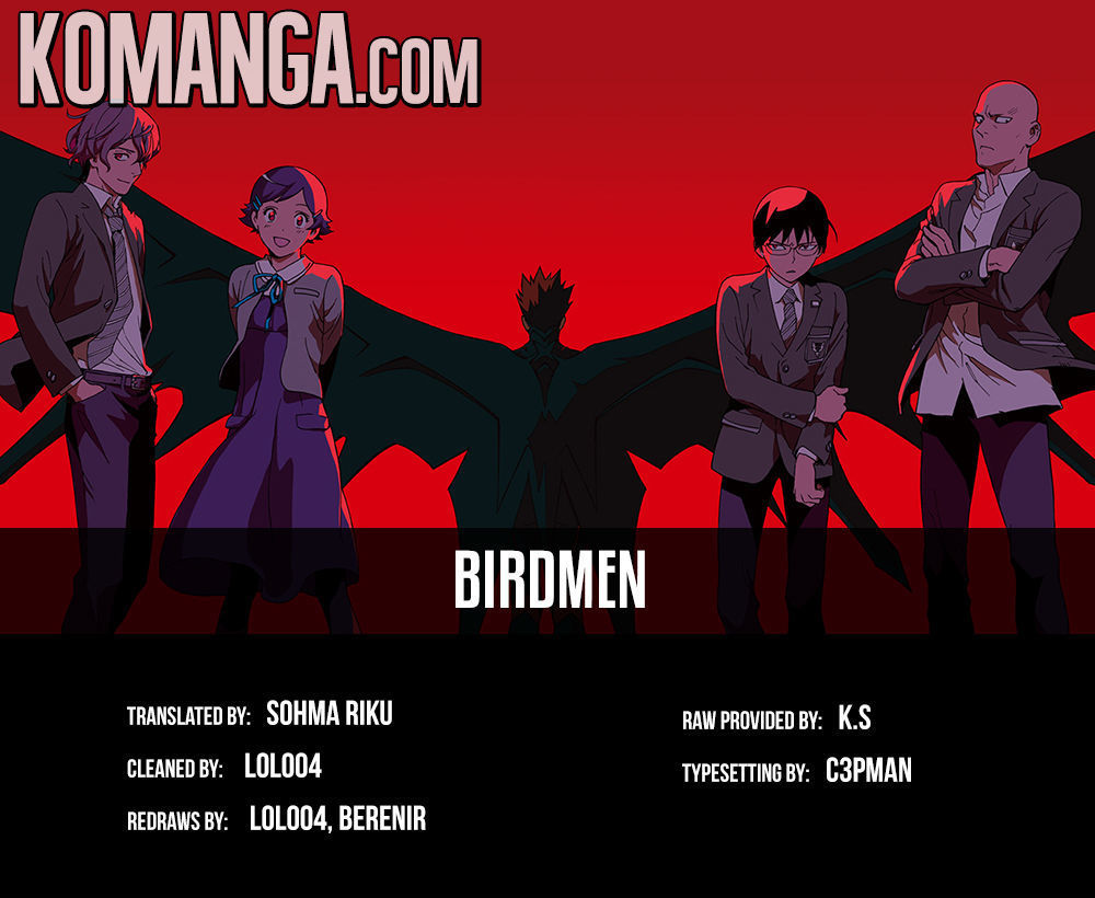 Birdmen 5 Page 1